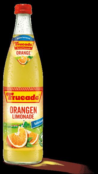 FRUCADE® - Die Heimatlimonade · Kalorienarme Getränke